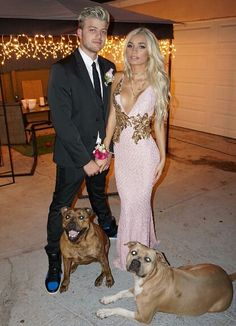 "Pia Mia 19th ""Prom"" Birthday"