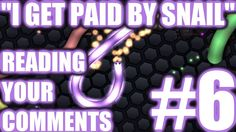 Slither.io | Reading Your Comments #6