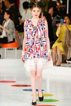 Chanel inspira su colección en la cultura asiática y pop coreana. #Runway #Fashion #Kaiser