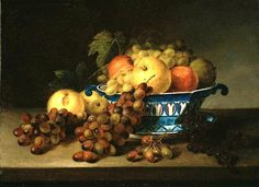 Fruits & Vegetables by James Peale (1749-1831)