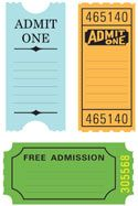 Ticket-Shaped Scrapbook Journaling Spots and more - here - and they're all FREE!      http://www.creatingkeepsakes.com/columns/downloads.html