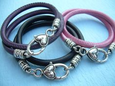 Womens Leather Bracelet