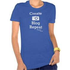 Blogger Life Tee by That_Chic_Mom Shop for Blog T-Shirts online at Zazzle.com blogger tee