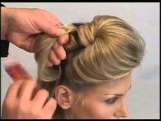 Filippo Sepe - Raccolti Con Amore 9 - Acconciature Raccolte Sposa - Updo Hairstyle - YouTube