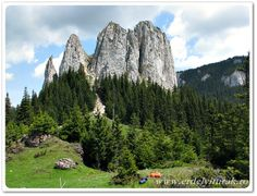 Egyeskő in the summer Foto: © István Pál, 2008 Eastern Europe, Homeland, Alps, Wonderful Places, Mountains, History, Country, World, Nature