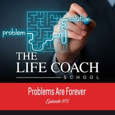 "On today's podcast episode #175, ""Problems Are Forever,"" we explore why your problems will never end, no matter what you achieve in life, and why it's a good thing. The sooner we can embrace that truth, the sooner we can free ourselves from the vicious trap of ""some day"" and live a fulfilled life today. I share what I do with my problems created by my mind in order to be present, how you can turn negatives in your life into positives, how to create a clear path to your goals, and much more."