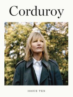 Corduroy Magazine F/W 12 Ten Covers (Corduroy Magazine)