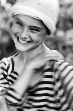 Fou rire d'Hélène, © Corinne Mayaudon