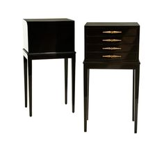 Michael-berman-limited-bullocks-chest-furniture-chests-wood nightstand side table
