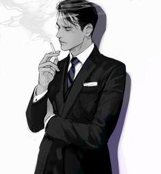Exceptional Drawing The Human Figure Ideas. Staggering Drawing The Human Figure Ideas. Character Inspiration, Character Art, Room Inspiration, Handsome Anime Guys, Man Smoking, Detroit Become Human, Manga Boy, Anime Boys, Boy Art