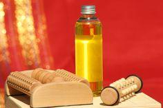 Huile hydratante anti-rides et anti-acneique pour le visage