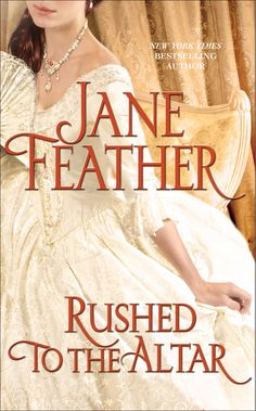 Jane Feather - Rushed to the Altar