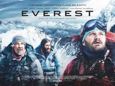 Win Exclusive EVEREST Movie Merchandise - The Printworks