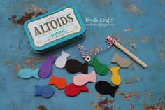 altoid tin upcycled craft fish fishing kit kids crafts colors.jpg