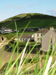 Croyde Bay Holidays from the Sand dunes!