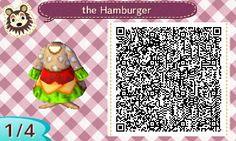 Animal Crossing New Leaf QR-Code - QR code: cafe sign Qr Code Animal Crossing, Animal Crossing Qr Codes Clothes, Animal Crossing Coffee, Animal Games, My Animal, Acnl Pfade, Acnl Art, Acnl Qr Code Sol, Kingdom Hearts