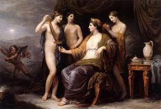 The Toilet of Juno c. 1811 Oil on canvas, 100 x 142 cm Pinacoteca Civica, Brescia APPIANI, Andrea Italian painter (b. 1754, Milano, d. 1817, Milano)