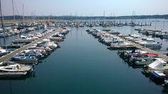 Puerto deportivo de La Courña