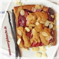 French Toast, Vegan Recipes, Breakfast, Food, Sliced Almonds, Vegans, Sheet Cakes, Oven, Fall