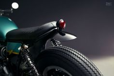 Bunker Custom Cycles, Honda CB650C_03