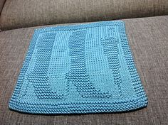 Pattern is included in the ebook source linked above (a multi-pattern PDF). Dishcloth Knitting Patterns, Knit Dishcloth, Ravelry, Washing Clothes, Knit Crochet, Projects To Try, Weaving, Potholders, Blanket