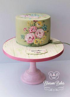 Carolyn's Cake