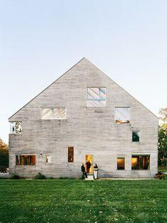 pGoodman House/p                  pDutchess Co, NY/p                  pArchitect: Preston Scott Cohen/p