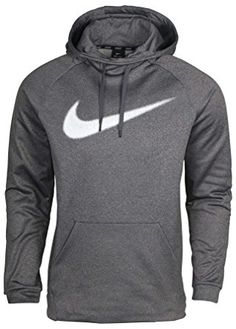 007634a288c NIKE Mens Therma Training Pull Over Hooded Sweatshirt Review Athletic  Pants