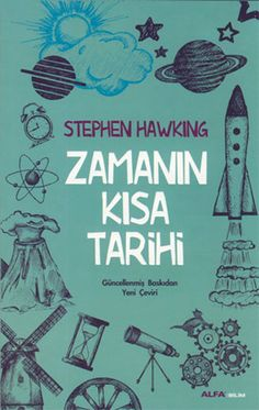 Zamanın Kısa Tarihi Stephen Hawking, Book Lists, Reading Lists, Love Book, This Book, Books To Read, My Books, Book Writer, Film Books