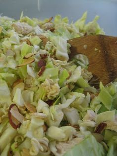 Jill's Crazy Life: Chinese Chicken Salad