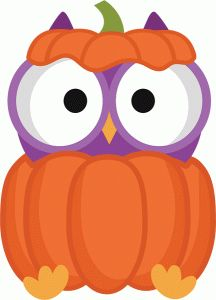 Image result for halloween owl clipart