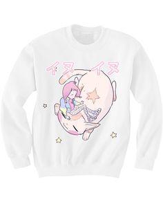 Pre-Order Inu Inu Babe Sweater