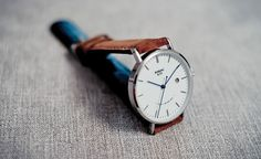 Rossling & Co. has already introduced us to one line of affordable, ultra-thin watches. After delivering their first successful Kickstarter project (the watches are seriously awesome), they wen...
