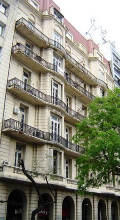 Buenos Aires apartments Bs As, Lofts, Spanish, Multi Story Building, Country, City, Heart, Places, Argentina
