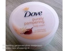 http://www.ciao-shopping.nl/Dove_Purely_Pampering_Body_Cream_Shea_Butter__Review_169450