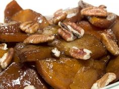Baked Spiced Sweet Potatoes and Pears (Creole)