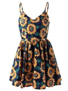 GET $50 NOW | Join RoseGal: Get YOUR $50 NOW!http://www.rosegal.com/dresses/fashionable-spaghetti-straps-v-neck-print-dress-for-women-548825.html?seid=250595rg548825