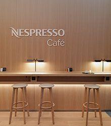Nestlé Nespresso: Nespresso introduces an innovative premium coffee shop experience in Vienna with the first-ever Nespresso Café