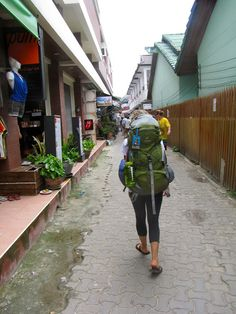 Backpacking SE Asia. Things to do in Southern Thailand!