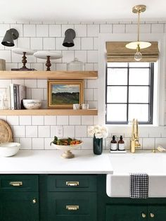 Decor For Kitchen Wipes 146 Best I Images In 2019 Kitchens Organizers Love The Cabinet Color Benjamin Moore S Forest Green Also Like