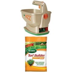 Scotts Wizz Spreader  Summerguard Lawn Food Bundle *** Continue to the product at the image link.