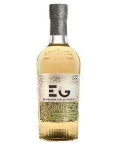 Buy Edinburgh Gin Elderflower Liqueur 500mL | Dan Murphy's Delivers