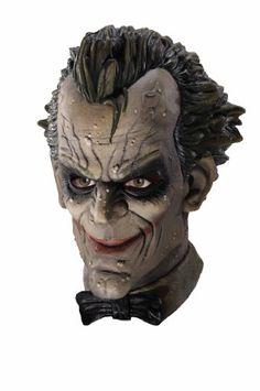 Batman Arkham City Deluxe Joker Mask @ niftywarehouse.com #NiftyWarehouse #Batman #DC #Comics #ComicBooks