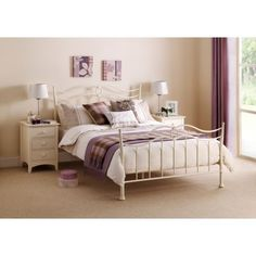 Julian Bowen Katrina Bed |FREE DELIVERY Next Day - Select Day| up to 50% OFF RRP|