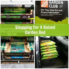Shopping for a raised garden bed via @HomeDepot  #AD