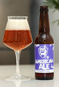 BrewDog Unleash the Yeast: American Ale (American Pale Ale) -- Hazy amber color, average sized off white head. Medium body, average carbonation. Aroma of exotic fruits, citrus and a hint of pine. Medium sweet, light bitter taste. The best one from this yeast series, by far.