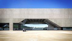 CAIS DAS ARTES, 2011, Paulo Mendes da Rocha + Metro Arquitectos