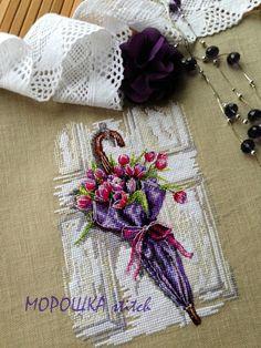 МОРОШКА stitch