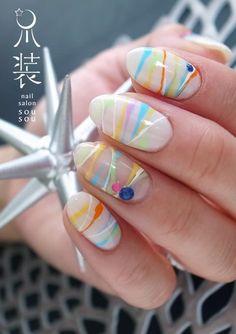 冥王星~プルート~ の画像|nail salon 爪装 ~sou-sou~ (入間・狭山・日高・飯能 自宅ネイルサロン)