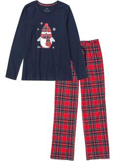Gemütliche oder verspielte Damen Pyjamas | bonprix.at